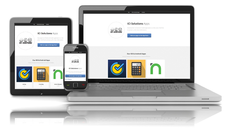 Création de sites Internet, Intranet & Extranet